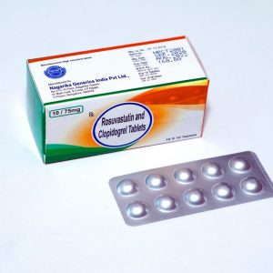 Rosuvastatin and Clopidogrel TAB