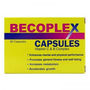becoplex capsules