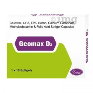 GEOMAX D3 STRONG SOFTGEL