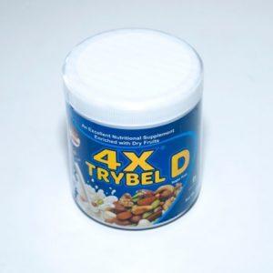 4X TRY BEL - D POWDER