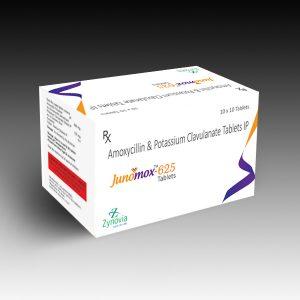 JUNOMOX-625 TAB