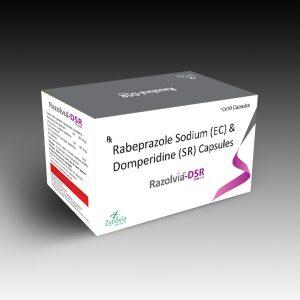 RAZOLVIA-DSR CAPSULES